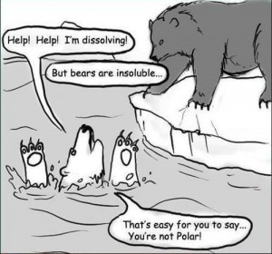 Polar Bear Cartoon submitted by Eike Lage